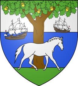 Blason de la ville de Ciboure. Source : http://data.abuledu.org/URI/52801c96-blason-de-la-ville-de-ciboure