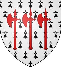 Blason de la ville de Concarneau. Source : http://data.abuledu.org/URI/54a7e6ea-blason-de-la-ville-de-concarneau