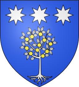 Blason de la ville de Patrimonio. Source : http://data.abuledu.org/URI/51df0e7d-blason-de-la-ville-de-patrimonio
