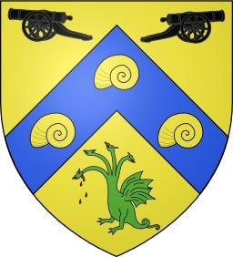 Blason de la ville de Saint-Pierre-d'Irube. Source : http://data.abuledu.org/URI/52802638-blason-de-la-ville-de-saint-pierre-d-irube