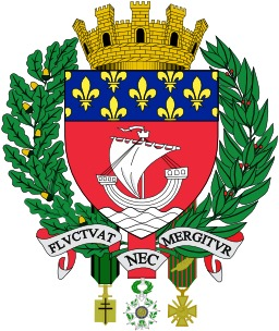 Blason de Paris. Source : http://data.abuledu.org/URI/50f2187c-blason-de-paris