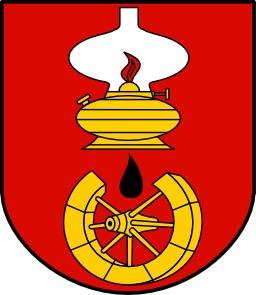 Blason de Ropa en Pologne. Source : http://data.abuledu.org/URI/53590993-blason-de-ropa-en-pologne