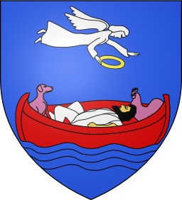 Blason de Saint-Tropez. Source : http://data.abuledu.org/URI/51eef7e4-blason-de-saint-tropez