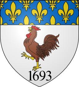 Blason de Sainte-Foy-de-Peyrolières. Source : http://data.abuledu.org/URI/51ef00c5-blason-de-sainte-foy-de-peyrolieres