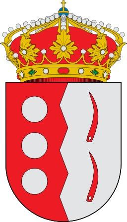 Blason de Villefranque de Cordoue. Source : http://data.abuledu.org/URI/51d9d2de-blason-de-villefranque-de-cordoue