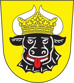Blason du boeuf couronné des Mecklembourg. Source : http://data.abuledu.org/URI/536805a7-blason-du-boeuf-couronne-des-mecklembourg