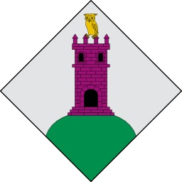 Blason du hibou sur la tour. Source : http://data.abuledu.org/URI/5353af53-blason-du-hibou-sur-la-tour