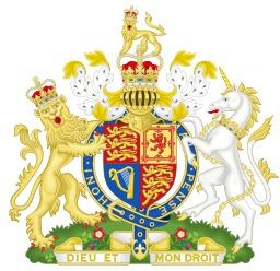 Blason du Royaume-Uni. Source : http://data.abuledu.org/URI/5102f556-blason-du-royaume-uni