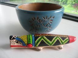 Bol et flute de Masaya au Nicaragua. Source : http://data.abuledu.org/URI/51de52a1-bol-et-flute-de-masaya-au-nicaragua