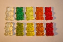 Bonbons en oursons. Source : http://data.abuledu.org/URI/52009caf-bonbons-en-oursons