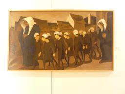 Bonnes soeurs et pensionnaires à Landivisau. Source : http://data.abuledu.org/URI/54baa227-bonnes-soeurs-et-pensionnaires-a-landivisau