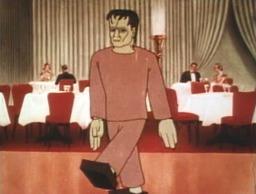 Boris Karloff en Frankenstein. Source : http://data.abuledu.org/URI/52ada0a1-boris-karloff-en-frankenstein
