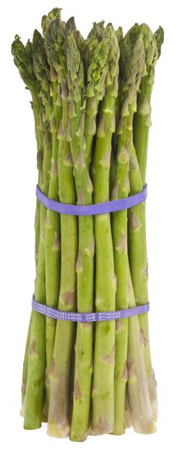 Botte d'asperges vertes. Source : http://data.abuledu.org/URI/51d98c59-botte-d-asperges-vertes