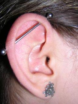 Boucle d'oreille et piercing. Source : http://data.abuledu.org/URI/539877c0-boucle-d-oreille-et-piercing
