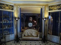 Boudoir de Jeanne Lanvin en 1925. Source : http://data.abuledu.org/URI/5860789d-boudoir-de-jeanne-lanvin-en-1925