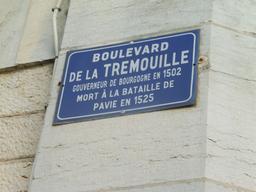 Boulevard de La Tremouille. Source : http://data.abuledu.org/URI/59266632-boulevard-de-la-tremouille