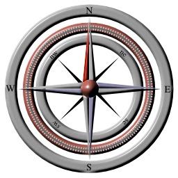 Boussole - Compas. Source : http://data.abuledu.org/URI/509a73d8-boussole-compas