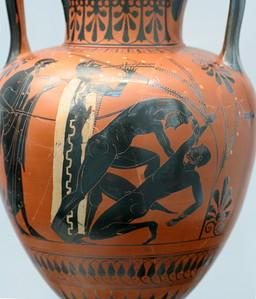 Boxeurs antiques. Source : http://data.abuledu.org/URI/50212b2b-boxeurs-antiques