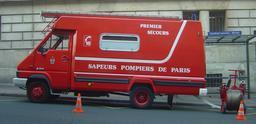 Brigade de Sapeurs-Pompiers de Paris. Source : http://data.abuledu.org/URI/546bbaef-brigade-de-sapeurs-pompiers-de-paris