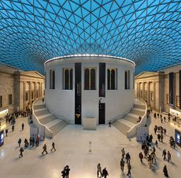 British Museum à Londres. Source : http://data.abuledu.org/URI/54cff1fb-british-museum-a-londres