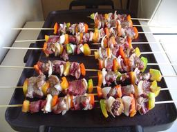 Brochettes. Source : http://data.abuledu.org/URI/50b89c2a-brochettes