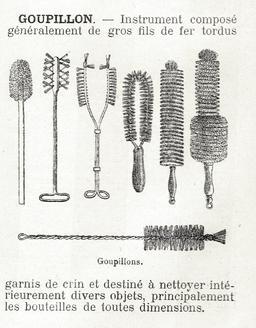Brosses d'épicerie. Source : http://data.abuledu.org/URI/5040f4a6-brosses-d-epicerie