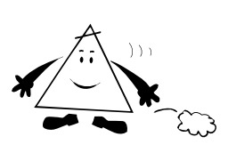 Bug triangle magique. Source : http://data.abuledu.org/URI/5025116f-bug-triangle-magique