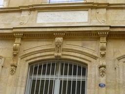 Bureau de bienfaisance à Bordeaux. Source : http://data.abuledu.org/URI/58263891-bureau-de-bienfaisance-a-bordeaux