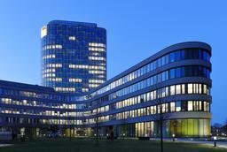 Bureaux de l'ADAC à Munich. Source : http://data.abuledu.org/URI/59da768a-bureaux-de-l-adac-a-munich