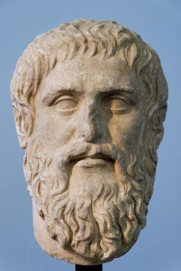 Buste de Platon. Source : http://data.abuledu.org/URI/5061c990-buste-de-platon