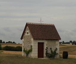 Cabane de vigne en Touraine. Source : http://data.abuledu.org/URI/55db79cf-cabane-de-vigne-en-touraine