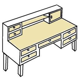 Cabinet à écrire. Source : http://data.abuledu.org/URI/50858e23-cabinet-a-ecrire