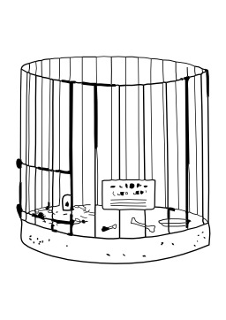 Cage. Source : http://data.abuledu.org/URI/502512d8-cage