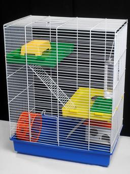 Cage à hamster. Source : http://data.abuledu.org/URI/503a4154-cage-a-hamster