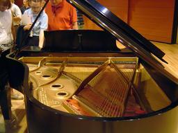 Caisse de résonance d'un piano. Source : http://data.abuledu.org/URI/53b55dfd-caisse-de-resonance-d-un-piano