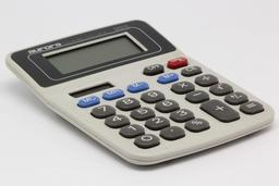 Calculatrice électronique. Source : http://data.abuledu.org/URI/5389a3b5-calculatrice-electronique