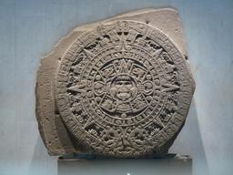 Calendrier aztèque. Source : http://data.abuledu.org/URI/50dcb913-calendrier-azteque