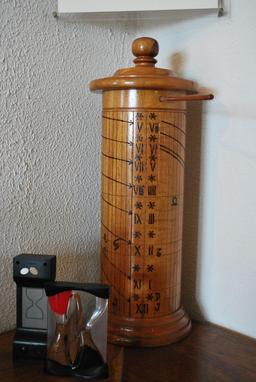 Calendrier de berger sur un cylindre. Source : http://data.abuledu.org/URI/524c34a0-calendrier-de-berger-sur-un-cylindre