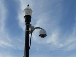Caméra de vidéo surveillance. Source : http://data.abuledu.org/URI/53295801-camera-de-video-surveillance