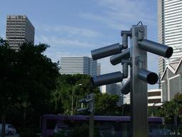 Caméras de surveillance à Singapour. Source : http://data.abuledu.org/URI/532960e7-cameras-de-surveillance-a-singapour