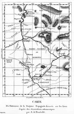 Canal dans la forêt amazonienne. Source : http://data.abuledu.org/URI/50f452f9-canal-dans-la-foret-amazonienne