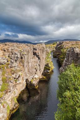 Canyon Flosagja en Islande. Source : http://data.abuledu.org/URI/54cb144a-canyon-flosagja-en-islande
