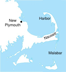 Cape Cod en 1620. Source : http://data.abuledu.org/URI/548424a4-cape-cod-en-1620