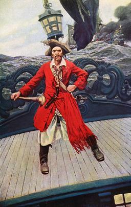 Capitaine de pirates. Source : http://data.abuledu.org/URI/51855fd9-capitaine-de-pirates