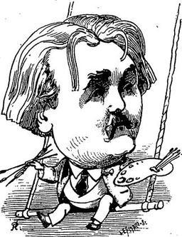 Caricature de Gustave Doré. Source : http://data.abuledu.org/URI/52147f1c-caricature-de-gustave-dore