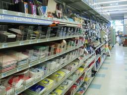 Carnets dans un supermarché. Source : http://data.abuledu.org/URI/503016d7-carnets-dans-un-supermarche