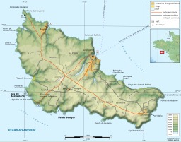 Carte de Belle-île-en-Mer. Source : http://data.abuledu.org/URI/51cc9a0a-carte-de-belle-ile-en-mer