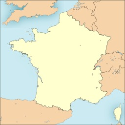 Carte de France vierge. Source : http://data.abuledu.org/URI/50b12721-carte-de-france-vierge