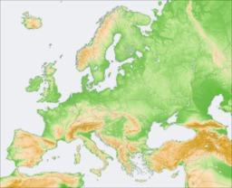 Carte de l'Europe. Source : http://data.abuledu.org/URI/5056c091-carte-de-l-europe