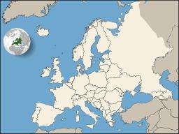 Carte de l'Europe viege. Source : http://data.abuledu.org/URI/52c67f59-carte-de-l-europe-viege